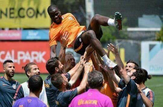 Bonne nouvelle pour Eboué: Galatasaray évite la catastrophe