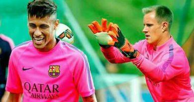 Barça-Ter Stegen: «Le départ de Neymar nous a rendus plus forts»