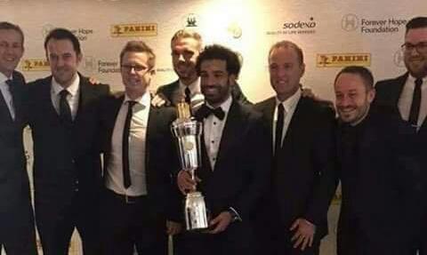 Championnat d'Angleterre:Mohamed Salah élu meilleur joueur
