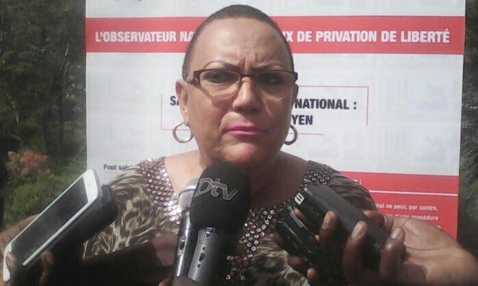 Josette Lopez Ndiaye dénonce les «dures conditions carcérales»