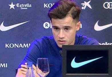 Barça: Coutinho très content pour son 1er trophée