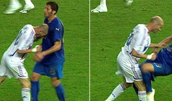 Marco Materazzi :