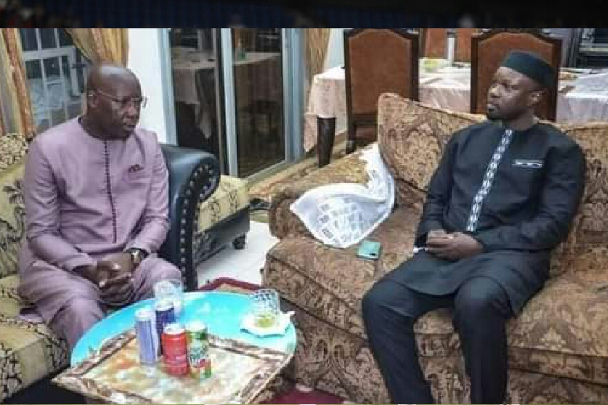 🔴Officiel : Le colonel Abdourahim Kébé quitte Idrissa Seck et rejoint Sonko au front - SenBaat.com